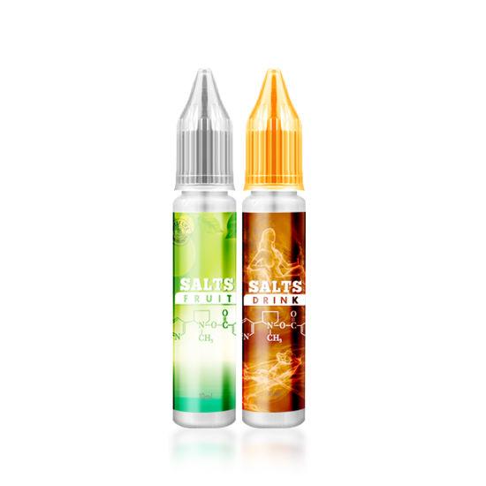 a Bottle 10ml Fruit E Juice Nicotine Salt E Liquid