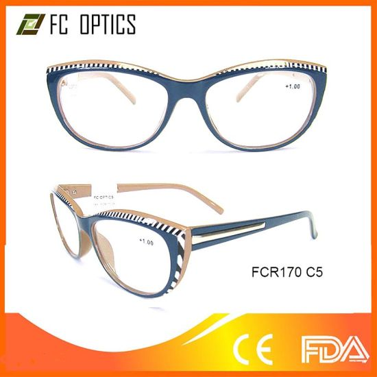 42369494b0 China Good Quality Fashion Multifocal Reading Glasses - China ...