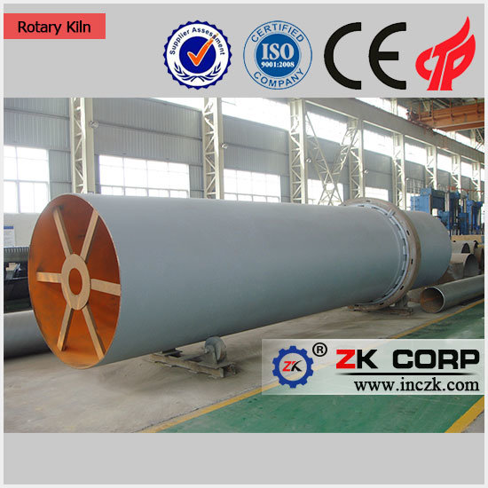 Energy-Saving Calcination Rotary Kiln with Low Price pictures & photos