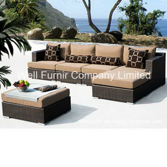 Marvelous China Wicker Rattan Garden Furniture 6 Piece Rattan Inzonedesignstudio Interior Chair Design Inzonedesignstudiocom
