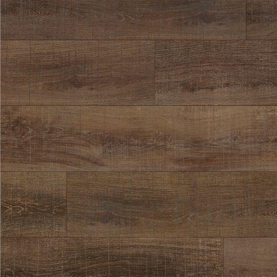 Wood Patterns Glue Down Luxury Vinyl Floor Tiles for Commercial Using