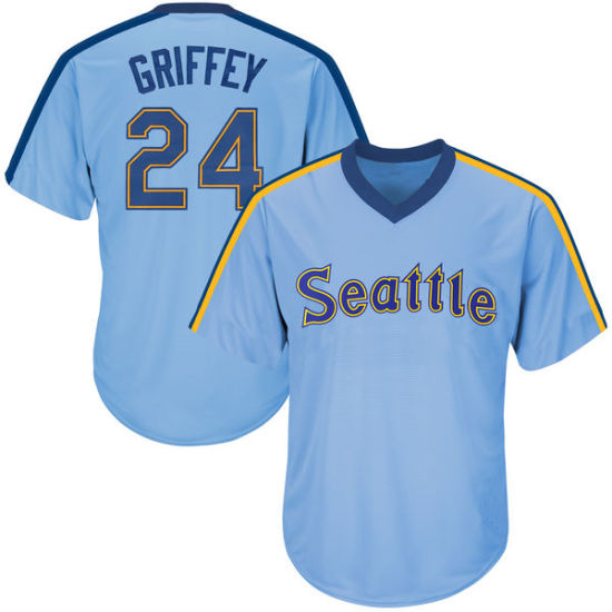 9d922187f1c China Men Women Youth Mariners Jerseys 24 Ken Griffey Jr. Baseball ...