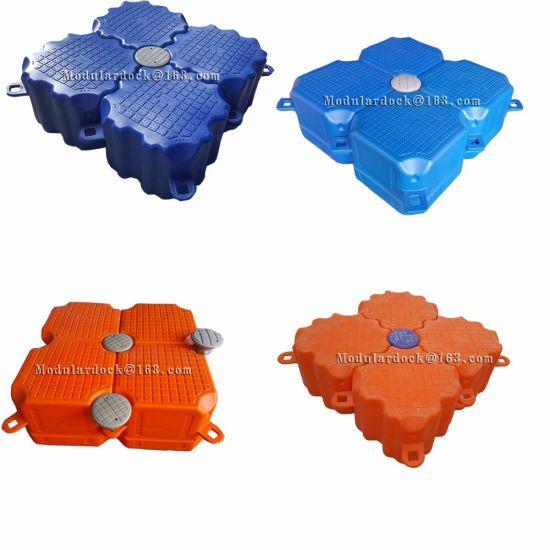 Modular Ponton Flottant Plastic Marina Pontoon