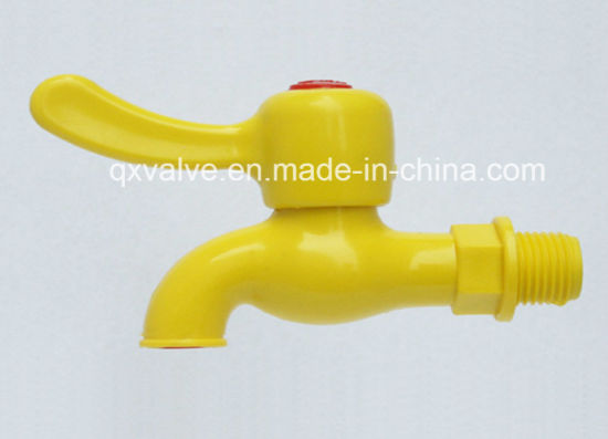 China Hot Sales ABS PP PVC Tap (Plastic faucet) - China PVC Tap, PVC ...