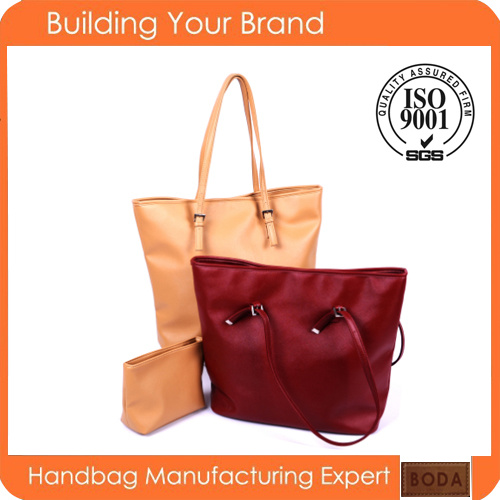 8770c86591d4 China Wholesale Fashion PU Tote Bag (BDX-161040) - China Leather ...