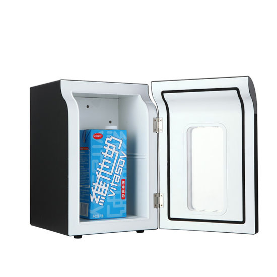 Electronic Mini Fridge 6liter DC12V with AC Adaptor (100-240V) for Cooling Purpose pictures & photos