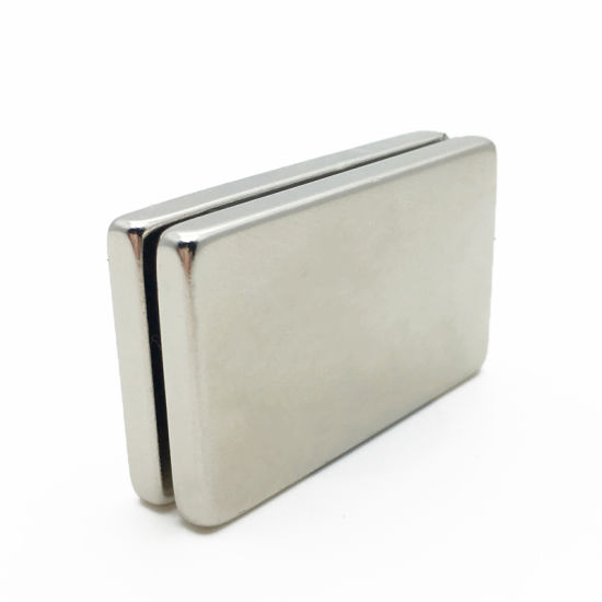 Custom Permanent Neodymium Super Strong N52 Bar Magnet