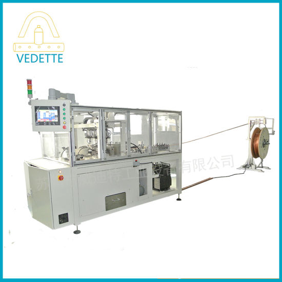 CNC Pipe Integrated Machine (Cutting, end Forming, Punching) From Vedette