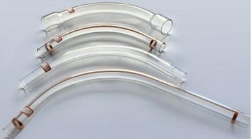 Pyrex Bending Glass Tube for Central Feeding System