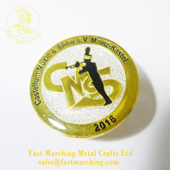 China Custom Reap Name Honda Car Logo Enamel Metal Badge Maker
