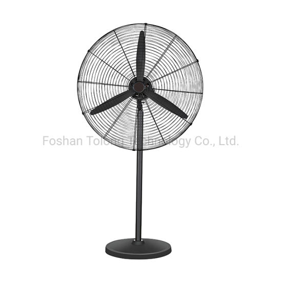 750mm Heavy Duty Oscillating Industrial Pedestal Stand Fan with CE/SAA