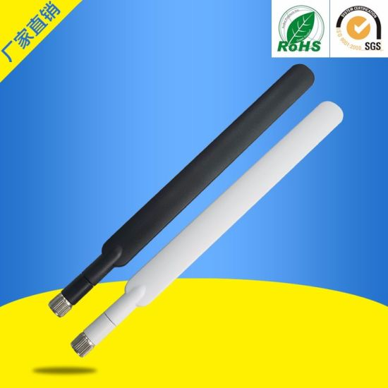 External Rubber Antenna for Huawei Modem B315 B593 Mf283 4G Lte with SMA Male 4G Lte Router Antenna pictures & photos