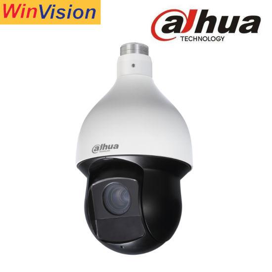 Dahua Outdoor 100m IR Long Range Speed Dome CCTV SD59430u-Hni 4MP 30X Optical Zoom Auto Tracking Poe IP PTZ Camera