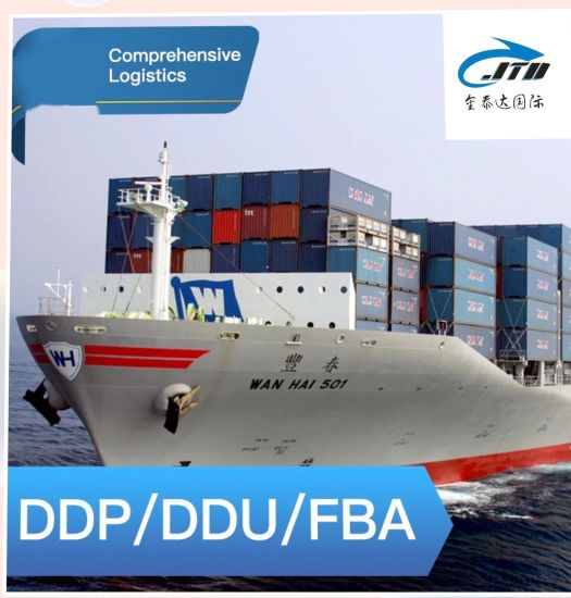 Air and Sea Freight Transportation From China to Canada/Shipping Agent/Shipping/Logistics Service