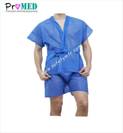 5d76c18a2012 China Disposable Beauty Salon Sauna Judo Kimono for SPA - China ...