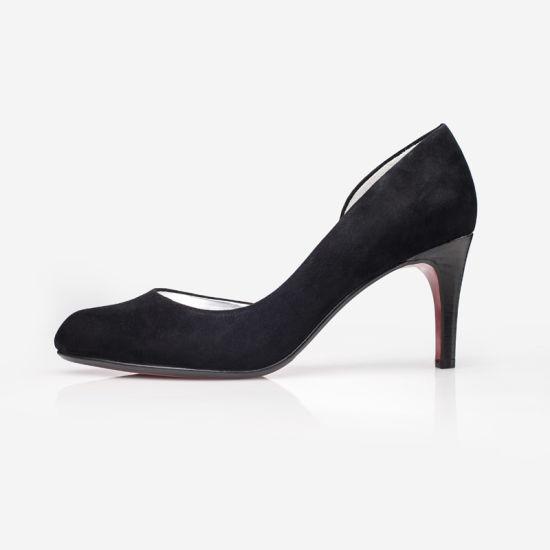 09b028208f7 China Stylish 2018 Popular Sexy Ladies High Heels - China Women ...