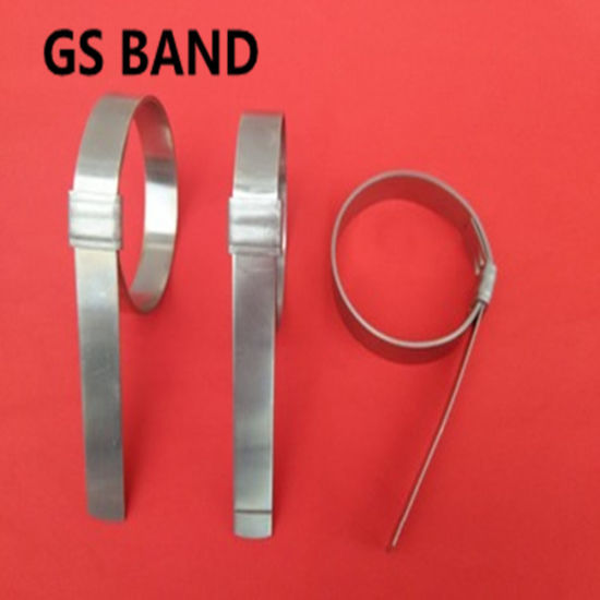 24d69af3846d China 304 Stainless Steel Metal Cable Tie - China Stainless Steel ...