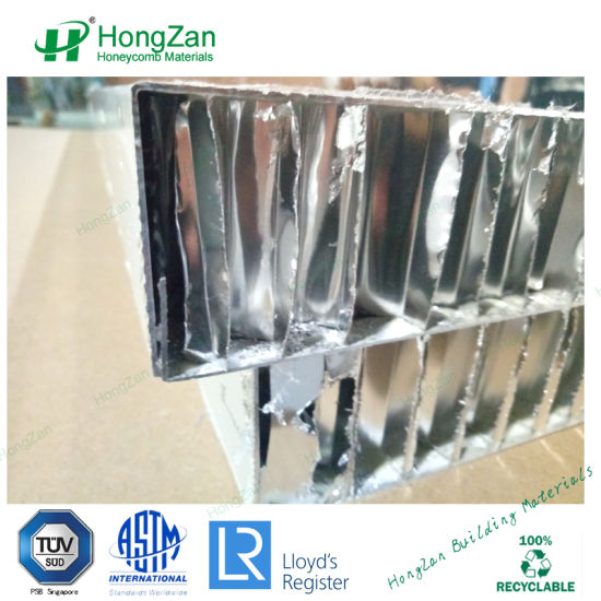 China Decorative Aluminum Sandwich Panels for External Wall Cladding ...