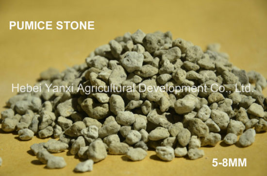 High Quality Pumice and Lava Horticulture Agricultural Fertilizer Pumice Stone Organic Fertilizer Pumice pictures & photos