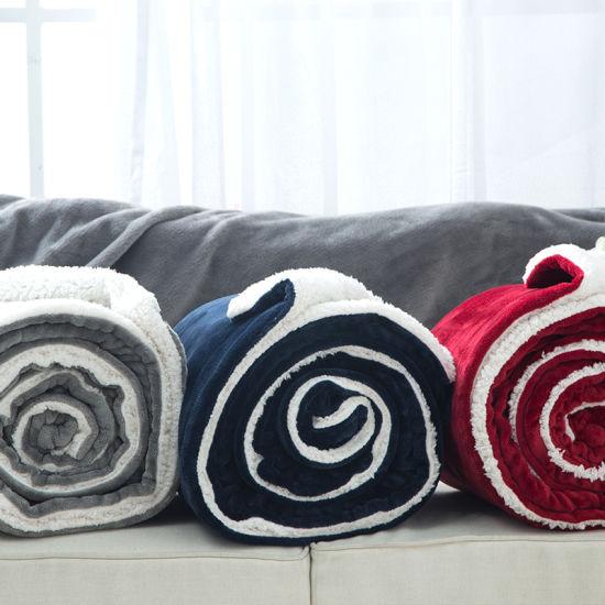 Super Soft King Blanket Summer Cooling Warm Thermal Fleece Blankets