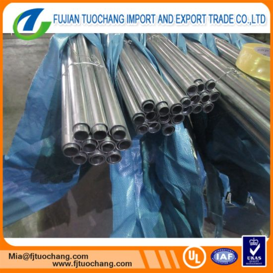 Welded Hot-DIP Prossing Electrical Metal Conduit pictures & photos