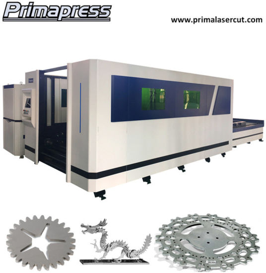 Nanjing 1530 Carbon Steel All Cover Fiber Laser Cutting Machine with 3 Years Warranty