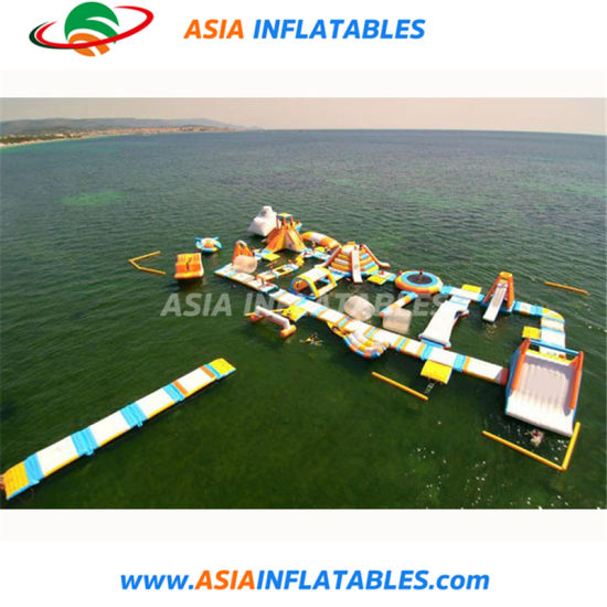 Hot Sale Water Games Inflatable Water Park for Sale pictures & photos