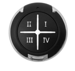5PCS, Keydiy 4 Buttons General Garage Door Remote B31 for Kd900 Urg200 Kd-X2/Kd Mini Remote Generater