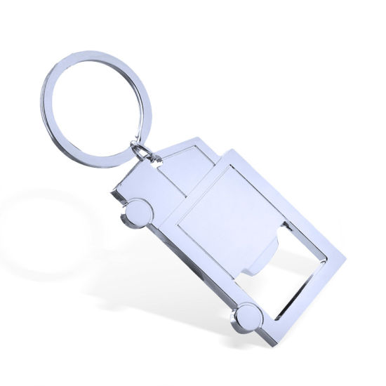 Advertisement Gifts Car Shape Beer Opener Keychain for Sale