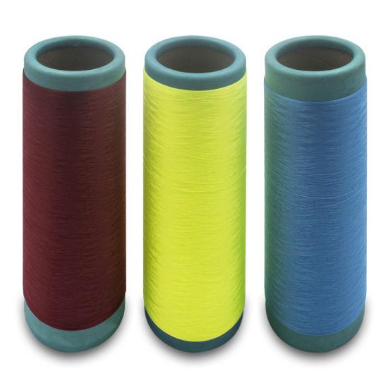 Superior Knitting Textile Sewing Spun Polyester Yarn