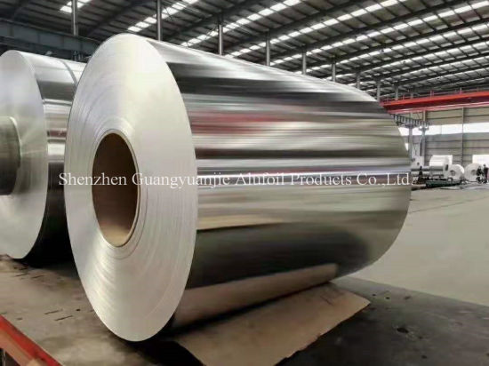 Aluminum/Aluminium Jumbo Alufoil for Medicine/Blister/Phar/Pharmaceutical Packaging