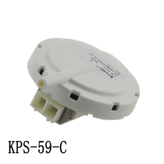 RoHS Compliant Kps-59-C Water Level Pressure Sensor for Whirlpool Top Loading Washing Machine