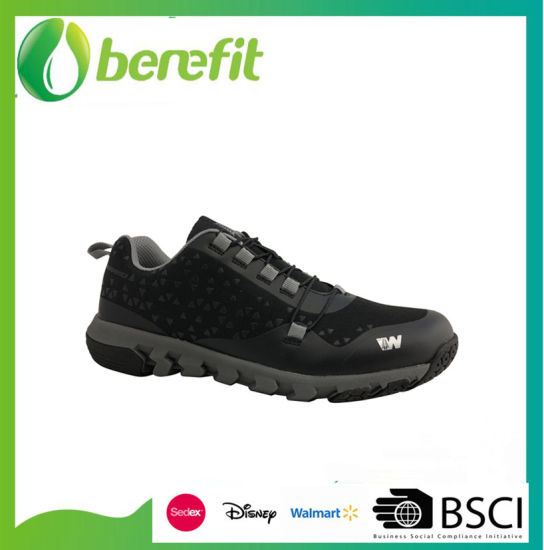 Good Quality TPR Sole and PU Upper Sport/ Sports Shoes for Men