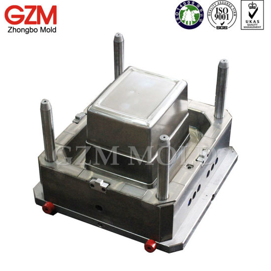 Ice Box Outer Body Mold Steel Plastic Equipment