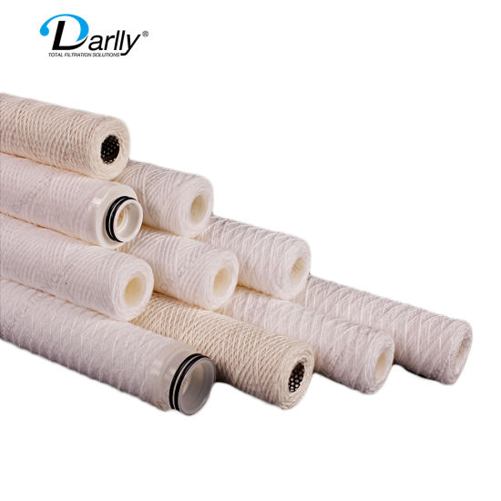 PP String Wound Filter Cartridge for Electronice Industry