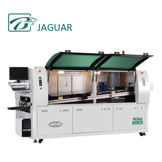High Quality Automatic Wave Soldering Machine for PCBA