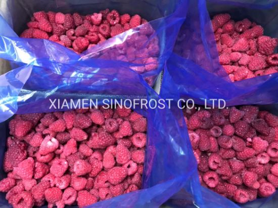 Fertodi Variety, IQF Whole Raspberry, IQF Raspberry Brokens, IQF Raspberry Crumbles, IQF Cultivated Red Raspberries, Wholes/Crumbles/Brokens pictures & photos