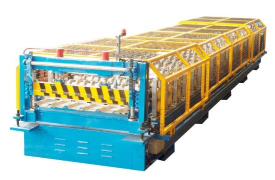 Yx22-125-1000 Cold Rolling Forming Machine for Roof Panel
