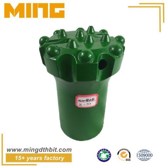 Tungsten Carbide Hard Rock Mining Thread Button Bit Mtn41f5r28