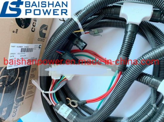 [FPER_4992]  China Engine Wire Harness 3165263 3165291 3165337 3165395 3070089 3165393  Qsk45 Qst30 Qsk60 Kt19 K38 4067053 3022282 Volvo Ec330b 360b 460b Generator  14526865 - China S6700h, Governor Assembly | Cummins Qsk60 Wiring Harness |  | Baishan Power