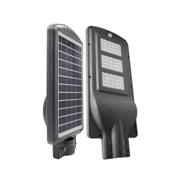 IP66 Motion Sensor All in One Integrated Garden Outdoor Lighting Solar Street Light, LED Lamp, LED Lighting, LED Light Solar LED Street Light