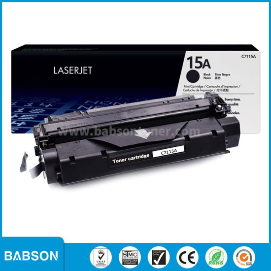 HP LaserJet 15A C7115A Black Toner Cartridge NEW OEM Superior Quality Not Cheap