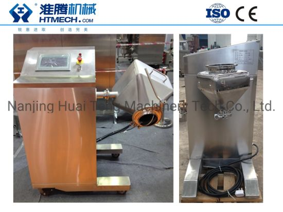 Factory Direct Sale Automatic Stainless Steel Lab Electric Mixing Machine
