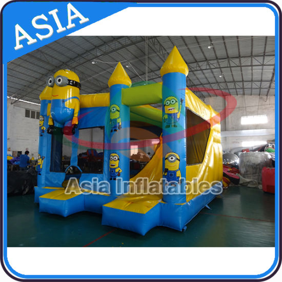 Minion Inflatable Bounce House/ Inflatable Minions Bouncy Castle pictures & photos