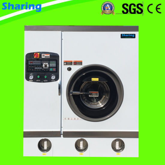 8kg, 12kg Laundry Cleaning Equipment Dry Cleaner Machine