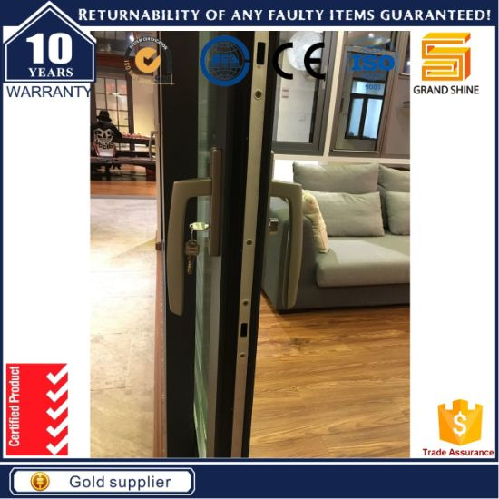Competitive Price Aluminium Lift and Sliding Door (GS140) pictures & photos