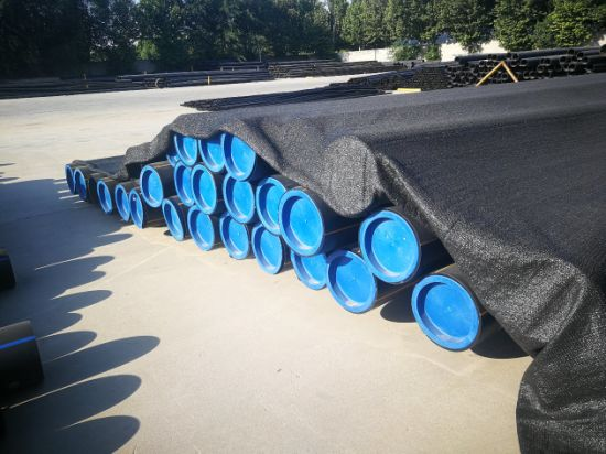 PE100 PE 80 SDR 13.6 Drinking Water HDPE Water Supply Pipe for Dredging Project pictures & photos