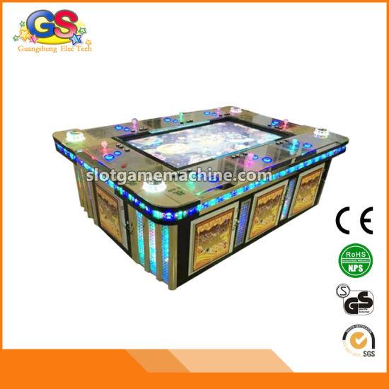 Big Slot Games Favorite Casino Arcade Hunter Machine Fish Game Table Gambling