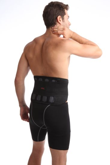 Sports Safety Avoid Injuries Pressurized Adjustable High Elastic Waist Belt pictures & photos