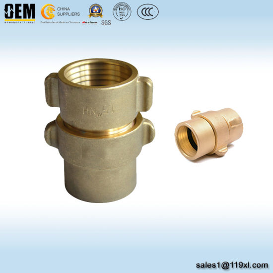 "2.5"" Nh/ANSI Standard Fire Hose Coupling for Fire Hose pictures & photos"